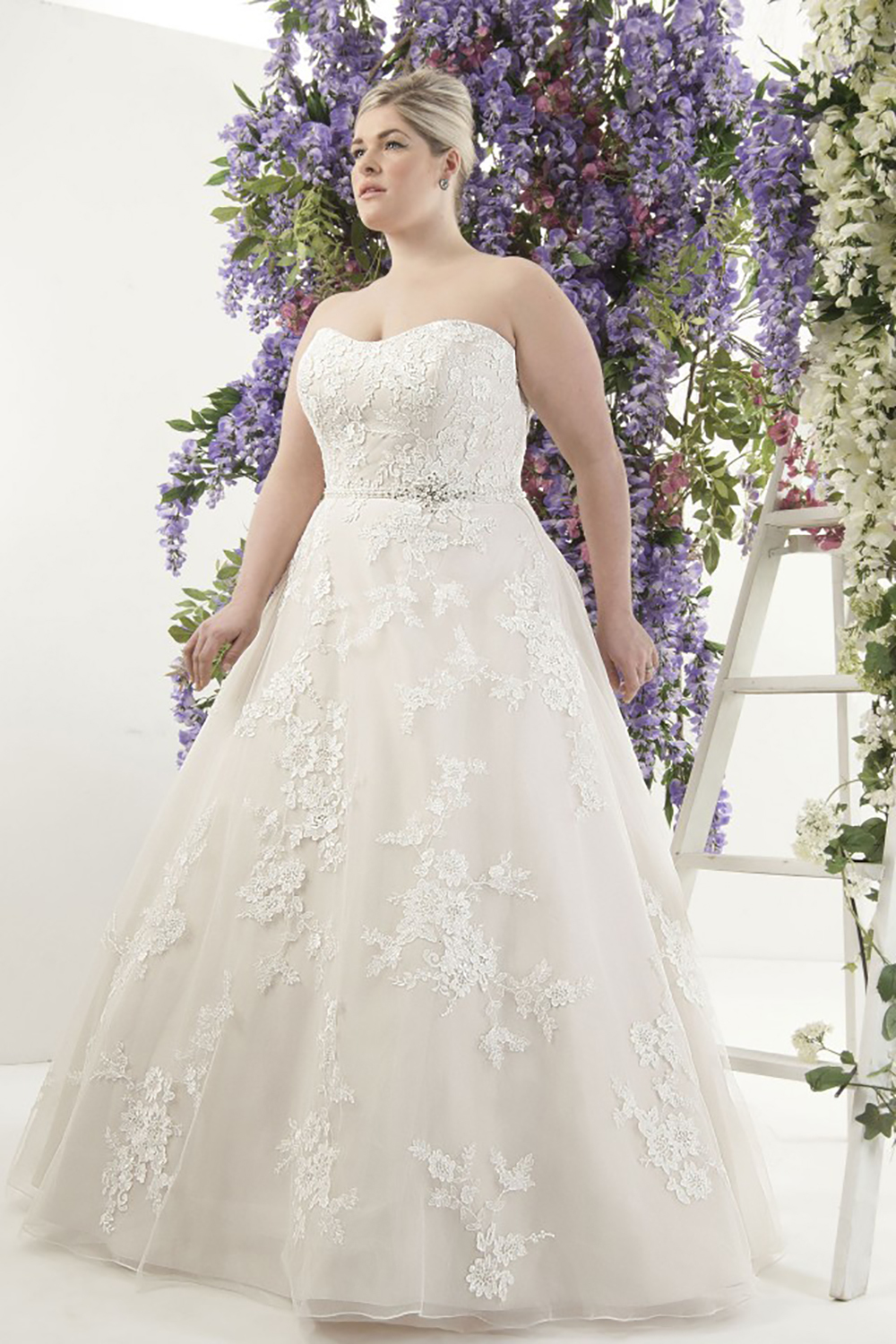 Wedding Dresses | Love Your Curves Bridal | Glasgow, Scotland